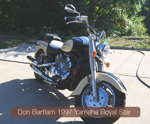 1997 Yamaha Royal Star