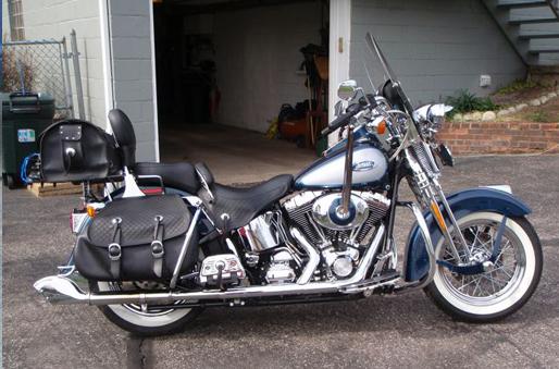 2001 Harley Davidson Heritage Springer