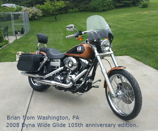 2008 HD Dyna Wide Glide