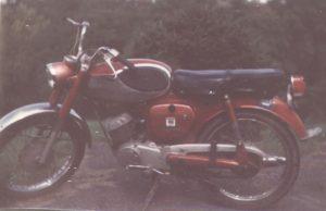 1968 Bridgestone 90