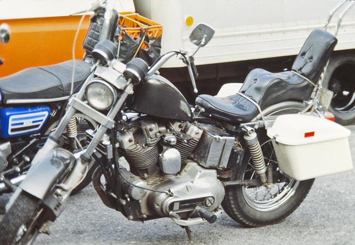 1975 Harley Sportster