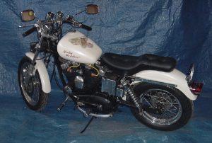 1975 Harley Sportster XLCH