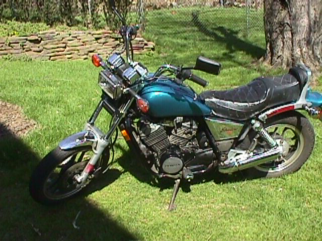 1980 Honda Shadow 500