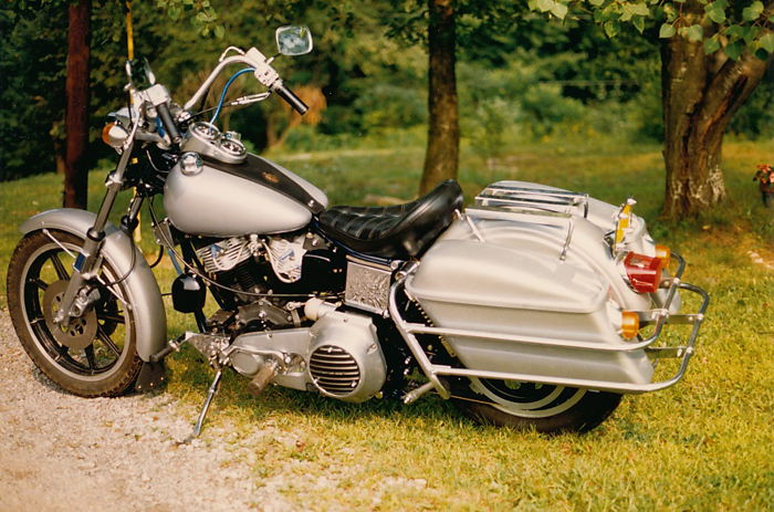 1981 Harley Davidson Sturgis