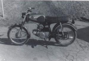 1966 Honda 90