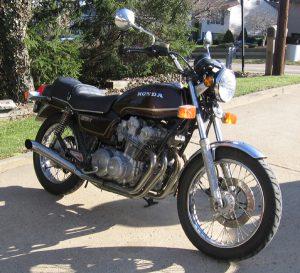 1979 Honda CB750 (Restored)
