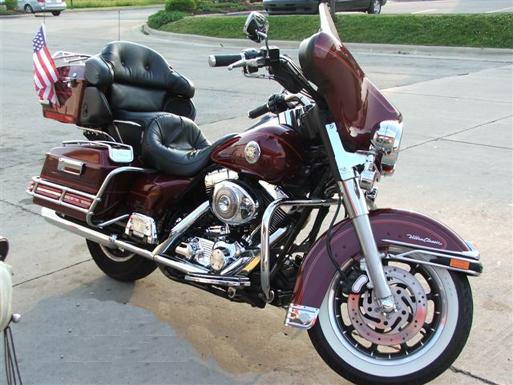 2002 HD Electra Glide