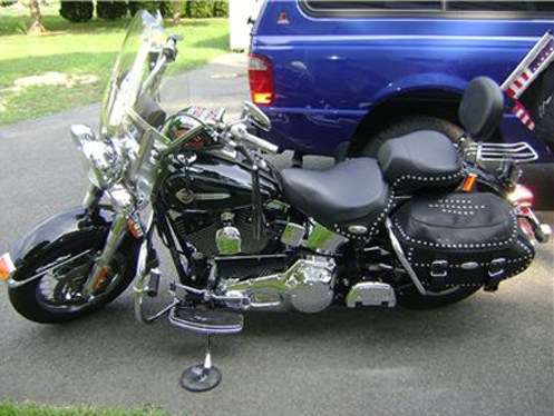 2004 HD Heritage Softail Classic