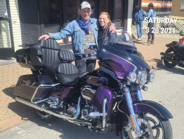 2021 Harley-Davidson CVO